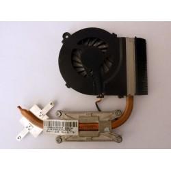 Охлаждане с вентилатор 609229-001 за HP Presario CQ62, втора употреба