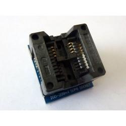 Адаптер SOP8 to DIP8 200-209mil за програматор TL866A и TL866CS
