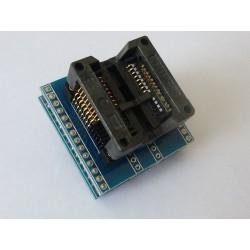 Адаптер 300mil SOP16 към DIP16 600mil за програматор