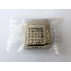 Шаблони (stencils, стенсили) за ребол (reball) на BGA чипове, най-често използваните, 32 броя
