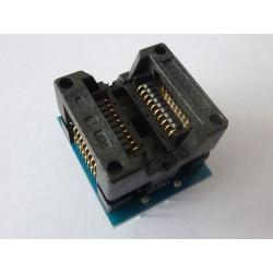 Адаптер SOP20 to DIP20 200mil за програматор TL866A и TL866CS