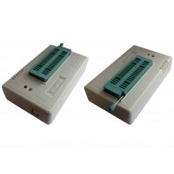 MiniPro USB TL866CS универсален програматор, PLCC IC екстрактор и 10 адаптера