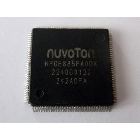 Чип NUVOTON NPCe885PA0DX, нов