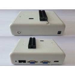 EMMC-NAND flash програматор RT809H с 12 адаптера, нов