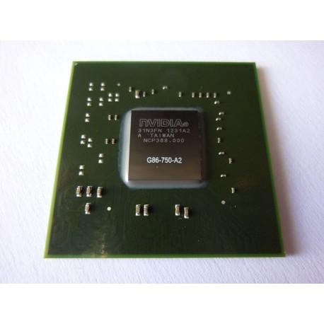 Графичен чип nVidia G86-750-A2, нов, 2012