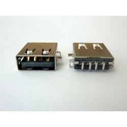 USB-A 2.0 Female USB-5 jack (букса)