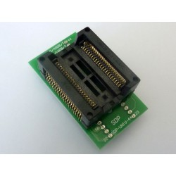 Адаптер SOP44 to DIP44 за програматори RT809H, TNM5000, XELTEK USB