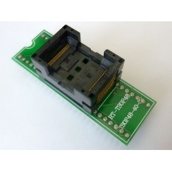 Адаптер TSOP48 to DIP48 за програматори RT809H, TNM5000, XELTEK USB