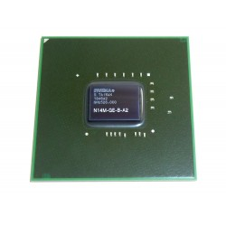 Graphic chip nVidia N14M-GE-B-A2, new, 2013