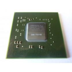 Графичен чип nVidia G86-703-A2, 64bit, нов, 2012