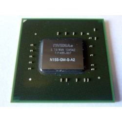 Graphic chip nVidia N15S-GM-S-A2, new, 2013