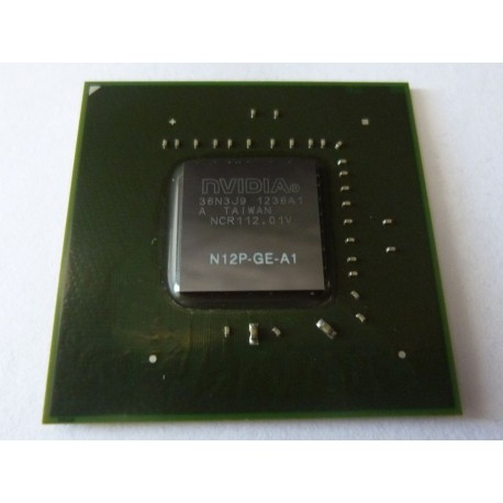 Графичен чип nVidia N12P-GE-A1, нов, 2012