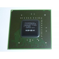 Graphic chip nVidia N12P-GE-A1, new, 2011