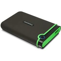 Външен твърд диск (2.5 inches) Transcend StoreJet 25M3, TS1TSJ25M3, 1TB, USB 3.1, нов