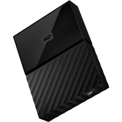 Външен твърд диск (2.5 inches) WD My Passport Portable, WDBYFT0020BBK-WESN, 2TB, USB 3.0, нов
