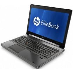 HP EliteBook 8560w, Intel Core i7-2670QM 2,2GHz