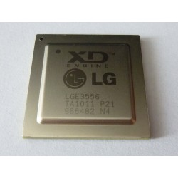 Chip (processor for TV) LG LGE3556, new