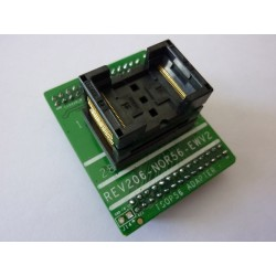 Адаптер TSOP56 Flash REV206-NOR56-EWV2 за програматор ProMan TL86-PLUS