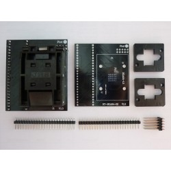 Адаптер EMMC BGA64 NW267 1.0mm pitch за програматор RT809H