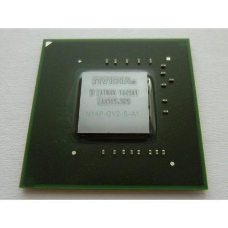 Графичен чип nVidia N14P-GV2-S-A1, нов, 2014