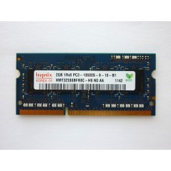 RAM памет Hynix 2GB DDR3 1333MHz 1.5V SO-DIMM, втора употреба
