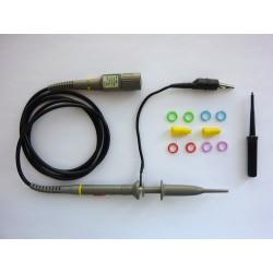 Сонда за осцилоскоп Hantek PP-150, 1X-10X, 600V, 100MHZ