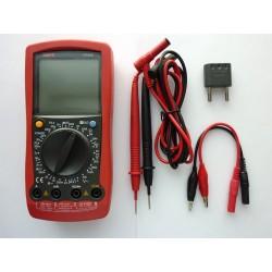 Цифров мултиметър UNI-T UT58D с LCD дисплей