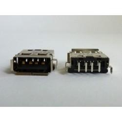 USB-A 2.0 Female USB-18 jack (букса)
