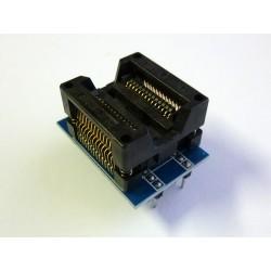 Адаптер 300mil SOP28 към DIP28 400mil за програматор