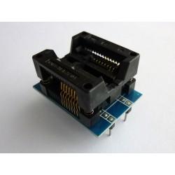 Адаптер 300mil SOP16 към DIP16 400mil за програматор
