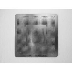 Stencil (template) chip size XBOX360GPU for reballing BGA chips