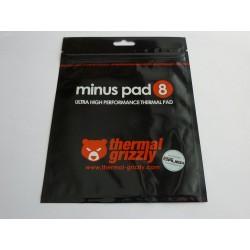 Термопроводима подложка Thermal Grizzly Minus Pad 8, 100x100x0.5мм