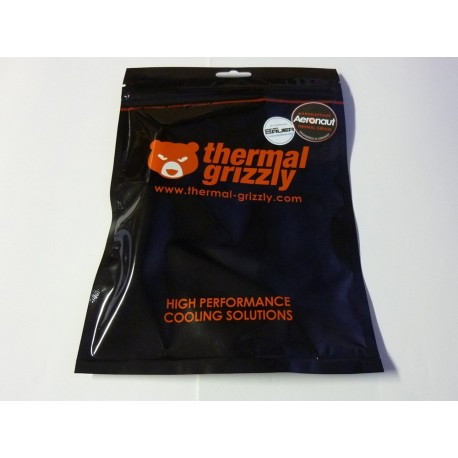 Термопаста (thermal grease) Thermal Grizzly Aeronaut, 7.8 грама