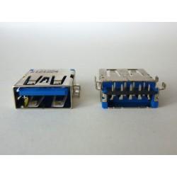 USB-A 3.0 Female USB-31 jack (букса)
