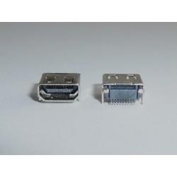 Micro HDMI конектор (букса) HD-3