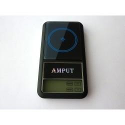 Портативна цифрова везна Amput APTP446 до 500г, точност 0.01г