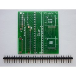 Adapter for ITE IC chips (89,85,83 series) to DIP48 for programmer
