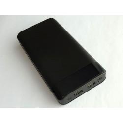 Кутия за външна батерия за 8 батерии, с LED дисплей, без окабеляване