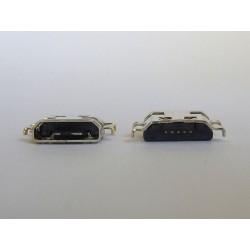 Micro-B USB jack (connector) OT-52 for Alcatel