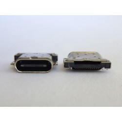Type-C USB jack (connector) L-G-22 for LG