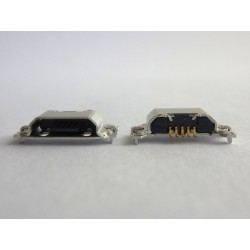 Micro-B USB jack (connector) SN-42 for Sony