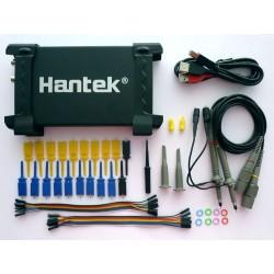 Цифров USB осцилоскоп Hantek 6022BL, 2+16 канала, 20MHz, 48MS/s