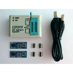 USB programmer EZP2019 with adapters