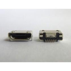 Micro-B USB букса (конектор) MIC-43 (type 2) за телефони и таблети