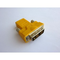 Adapter DVI-D to HDMI Type A (M-F)