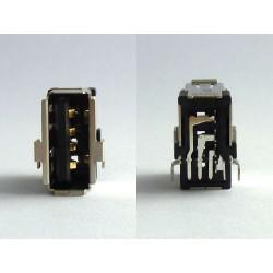 Type-A USB букса (конектор) 08236 за вертикален монтаж