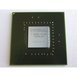 Graphic chip nVidia N14P-GS-A2, new, 2018