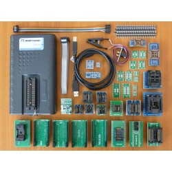 Universal USB programmer TNM5000 with 37 adapters