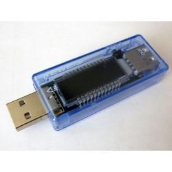 USB тестер 4 в 1 Keweisi KWS-V20 с OLED дисплей