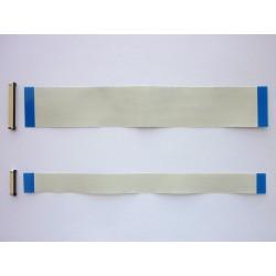 FFC кабели с конектори, 0.5/1.0мм стъпка, 32 пина, 200мм